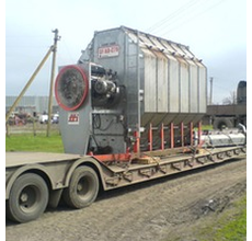 Доставка оборудования любого назначения от 200 кг до 20 тонн
