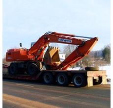 Доставка транспортных средств и спецтехники от 200 кг до 20 тонн