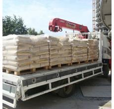Доставка стройматериалов на объекты от 100 кг до 20 тонн